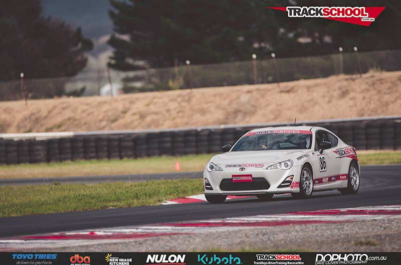 Trackschool Hire Race Car - Toyota 86